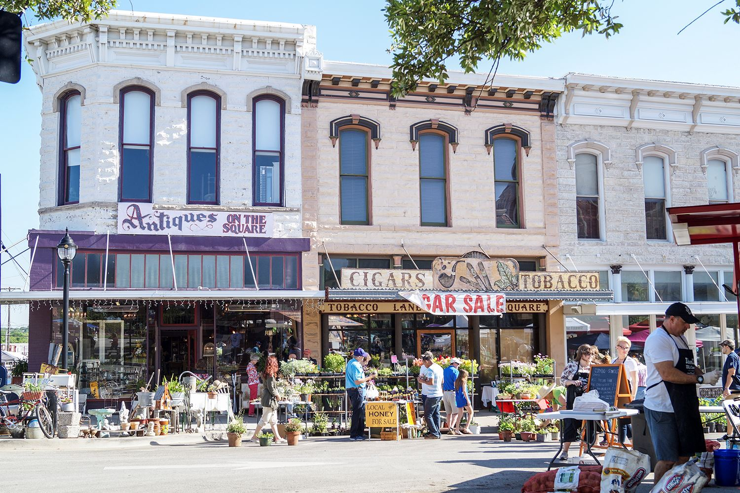 Weatherford Blooms Festival