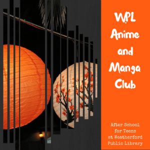 Anime Manga Club Graphic