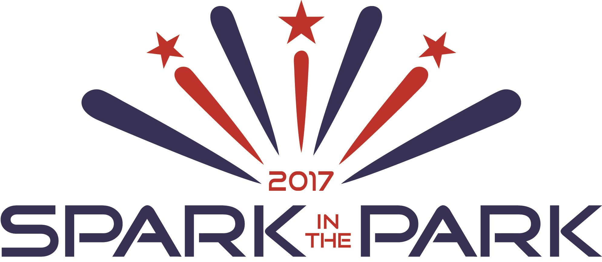 Spark in the Park Logo - 2017 NO SPONSOR