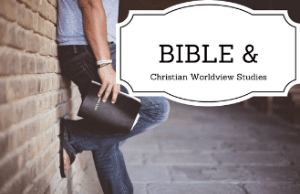 Biblical Worldview Graphic