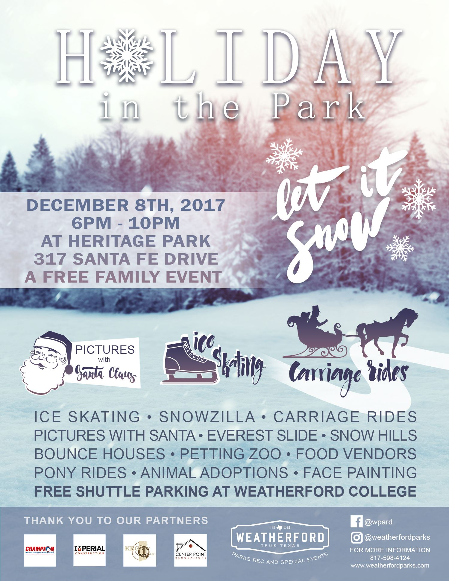 Holiday in the Park 2017