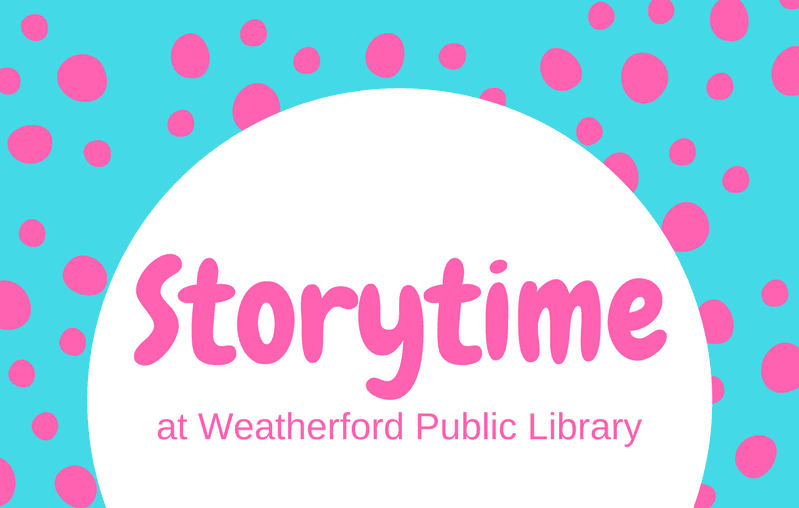 Storytime Spring 2018 Image