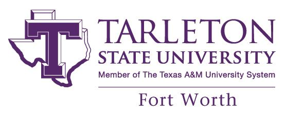 Tarleton Logo Horizontal Fort Worth[1]