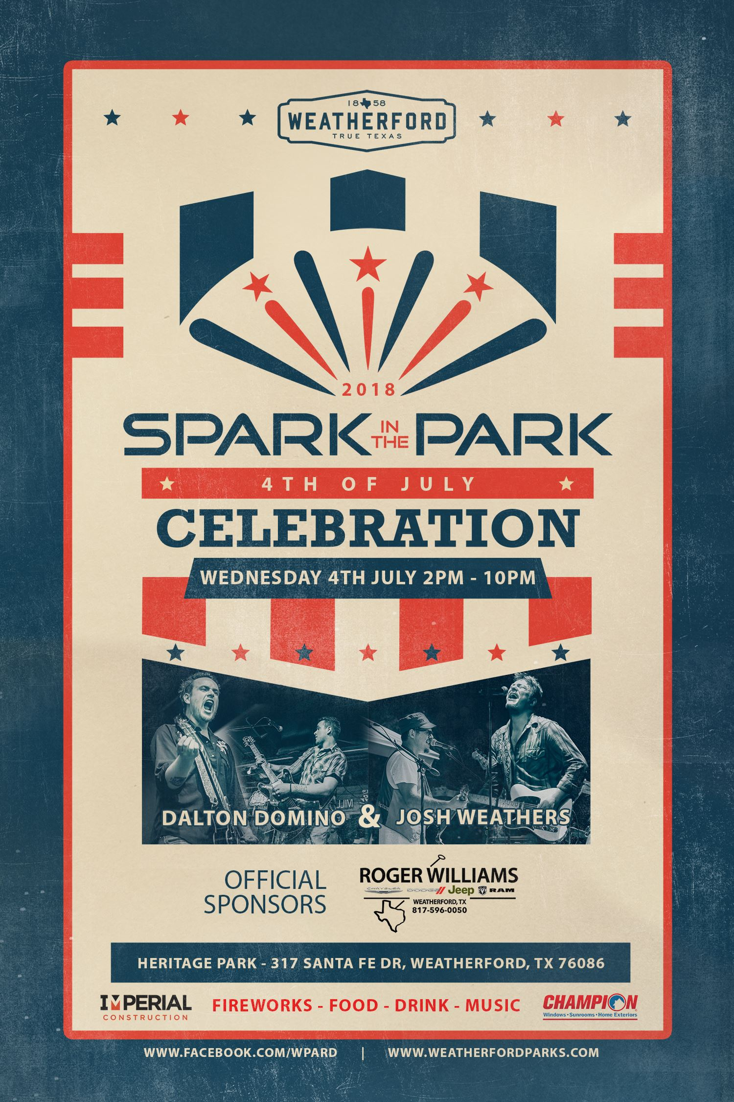 Spark in the Park 2018