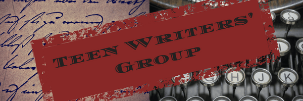 Teen Writers Group 2018