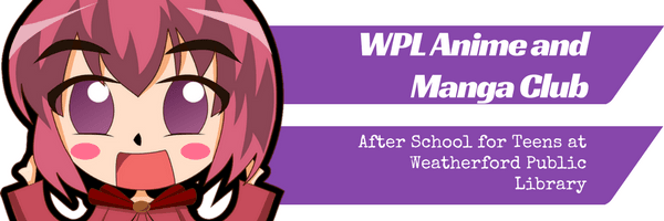 WPL Anime and Manga 2018