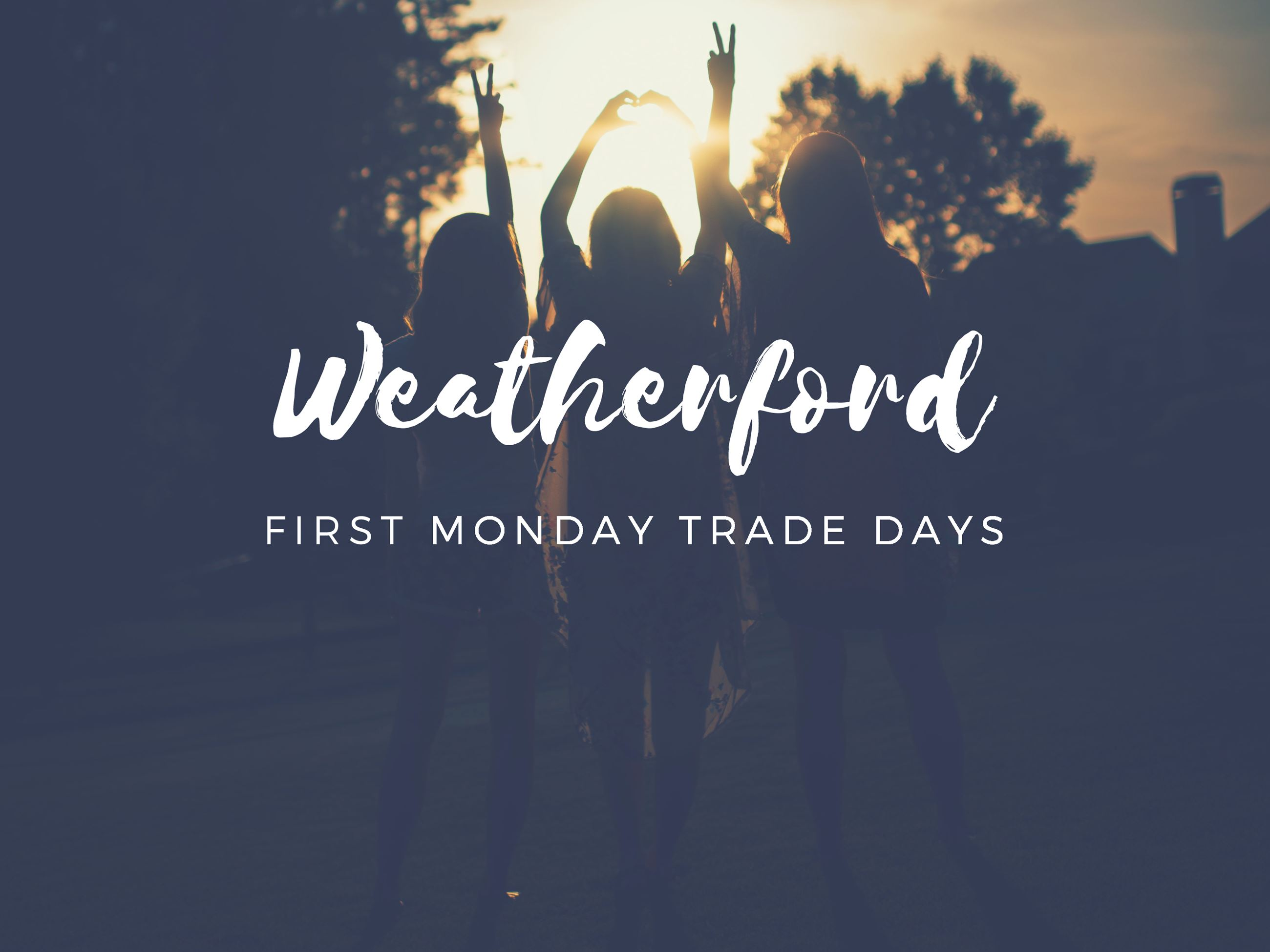 2019 Weatherford Summer Trade Days