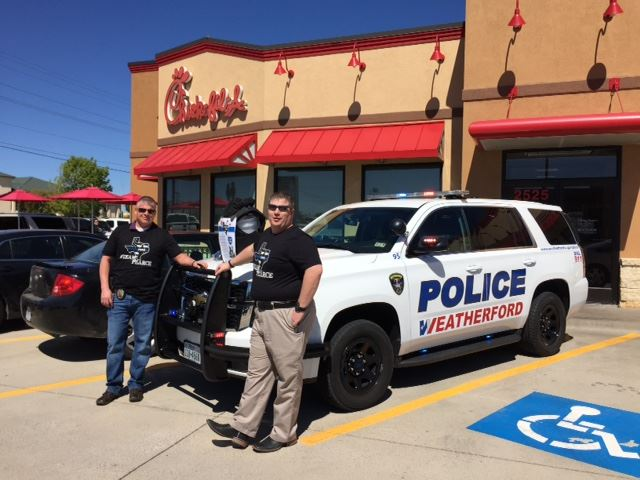 Weatherford Police Department | Weatherford, TX - Official
