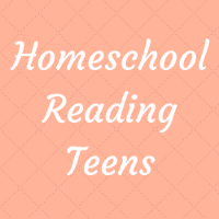 Homeschool Reading Teens Button Images