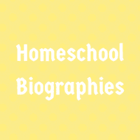 Homeschool Biographies Button Image
