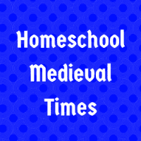 Homeschool Medival Times Button Image