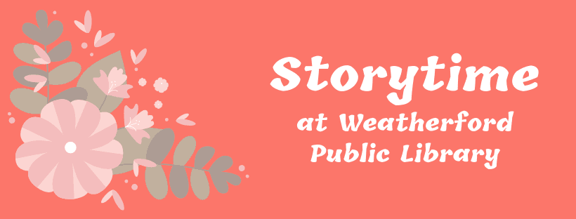 Storytime Spring 2019 Image
