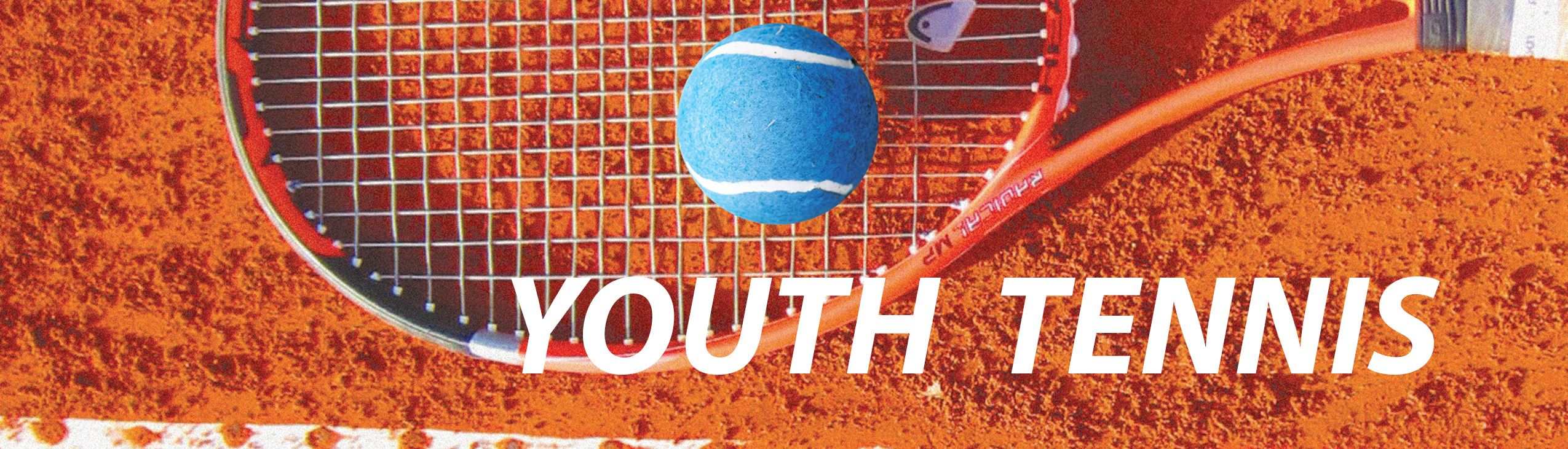 Youth Tennis Button