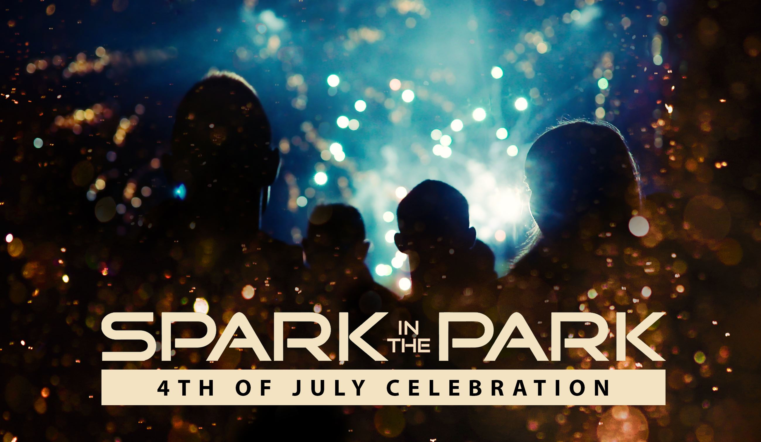 Spark in the Park Facebook Event Page Image