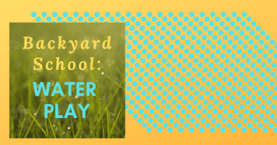 Backyard School Water Play Image
