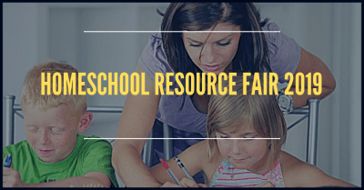 Homeschool Resource Fair Image