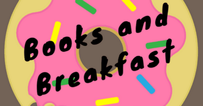 Books and Breakfast Image
