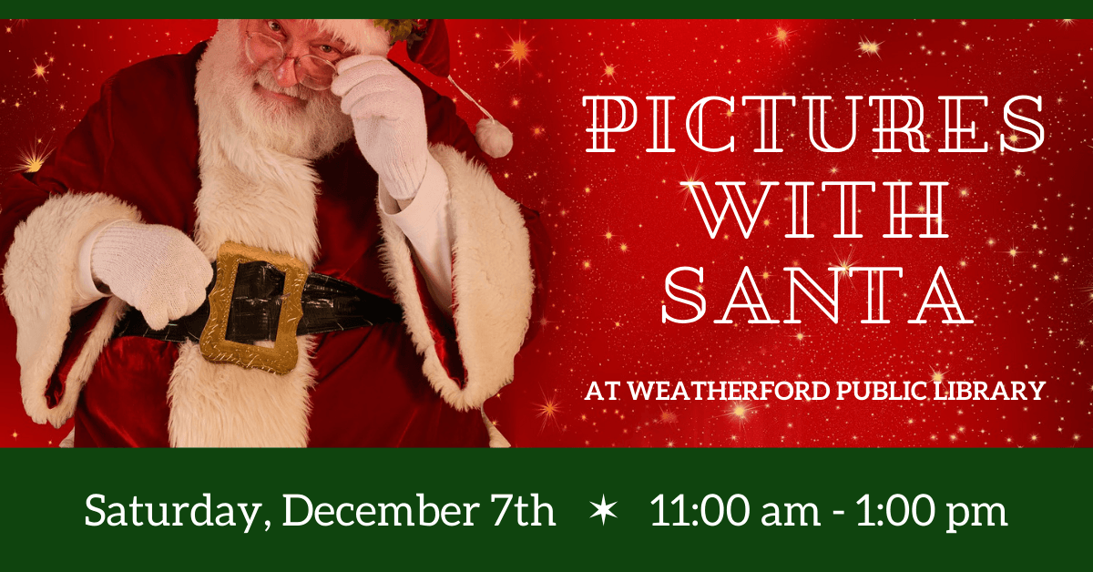 Pictures With Santa Image
