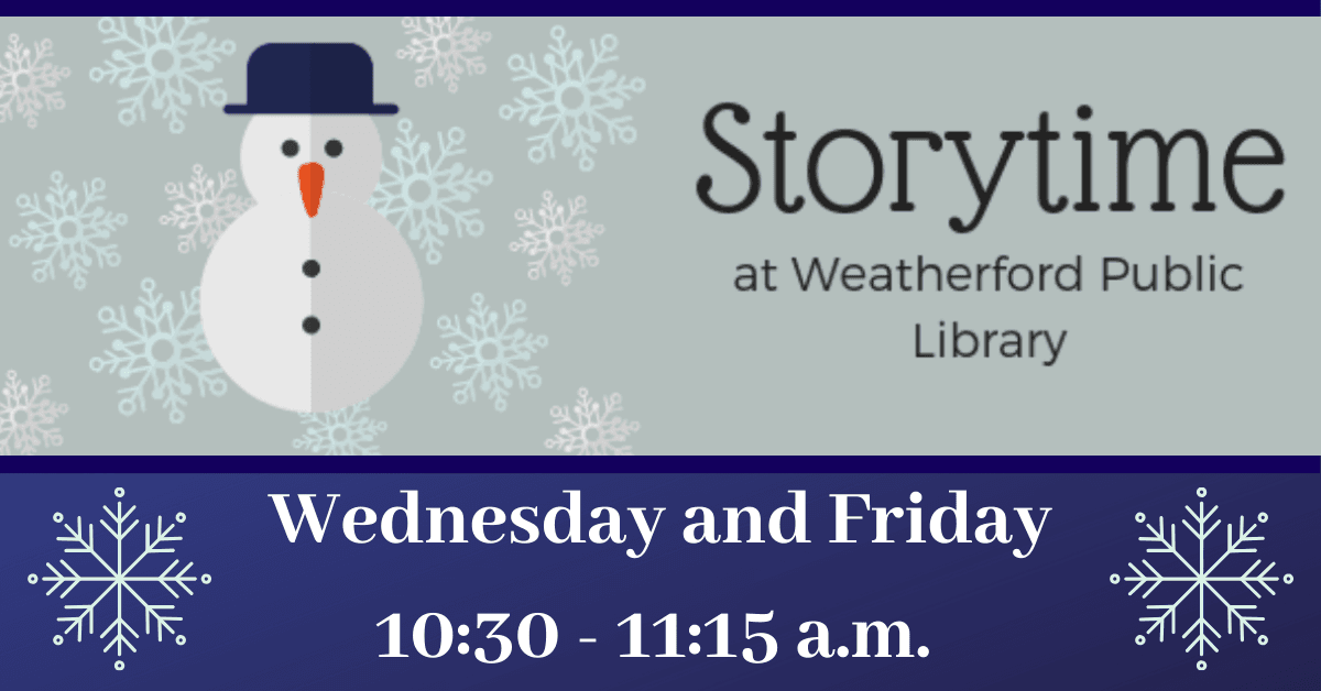 Storytime Winter Carousel Image - Click for more information.