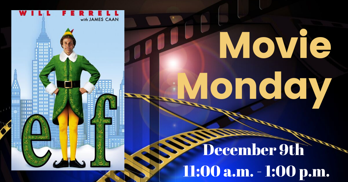 Movie Monday December Carousel Image - Click for more information.
