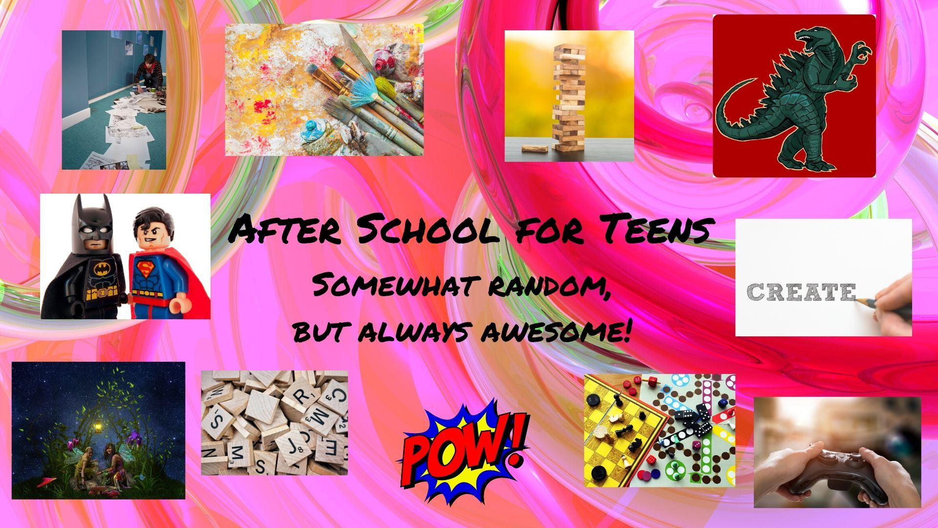After School for Teens Image