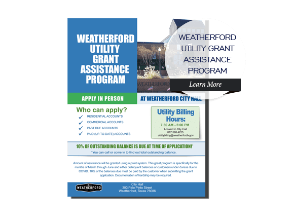 Utility Grant Assistance Program 2020 - Home slideshow