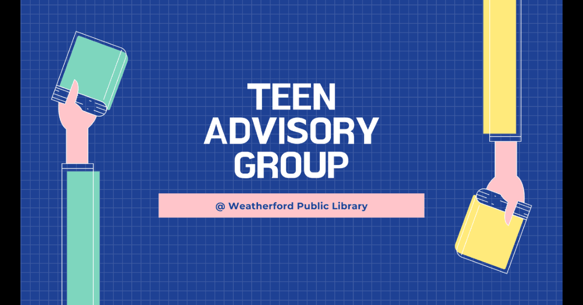 Teen Advisory Group Event Image