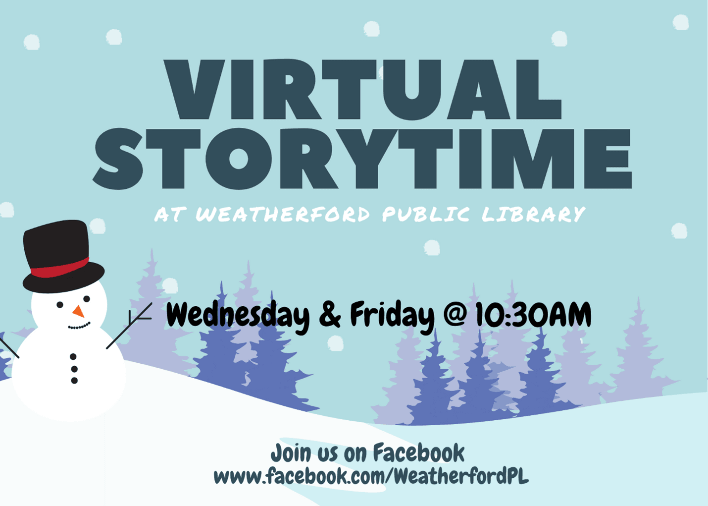 Storytime Winter 2020 Image