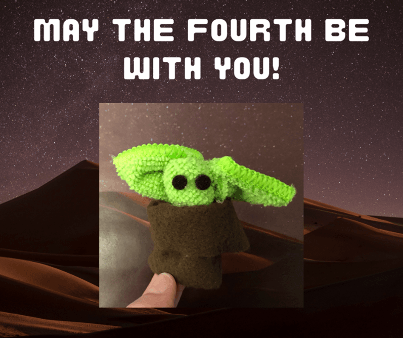 May the 4th Be With You Teen Take and Make Event Image