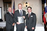 Mid-Size Business of the Year recipient Ed Kramer, Power Service Products, Inc. Diesel Fuel Additive
