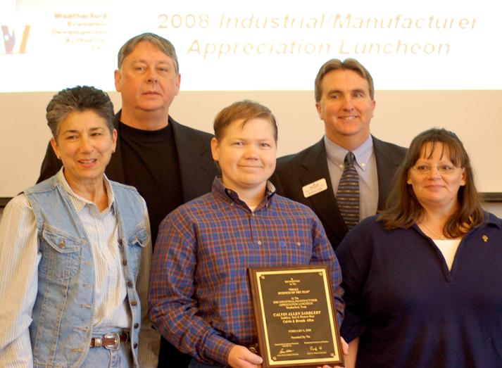 2008 Small Business of the Year