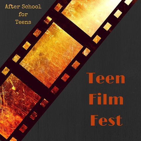 Teen Film Fest Graphic