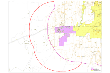 Proposed Annexation Map