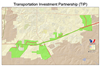 Transportation Investment Partnership Map