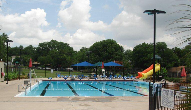 weatherford tx official website cherry park pool